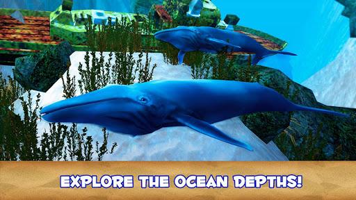 Blue Whale Simulator 3D  screenshots EasyGameCheats.pro 1