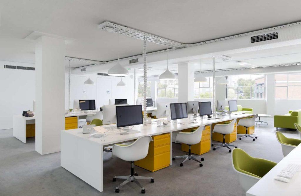 Thị trường thuê văn phòng diện tích nhỏ tại TP. HCM ngày càng sôi động