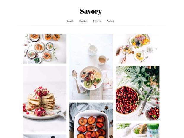 create portfolio online book