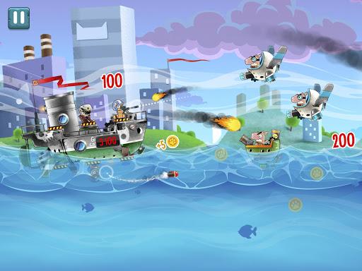 Cats vs Pigs: Battle Arena 1.0.3 screenshots 18