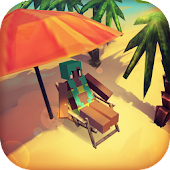 Paradise Island Craft: Sea Fishing & Crafting