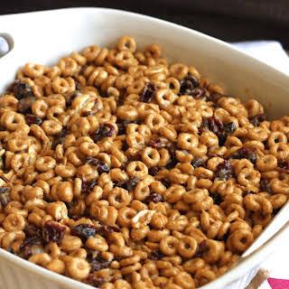 Honey Peanut Cereal Bars.