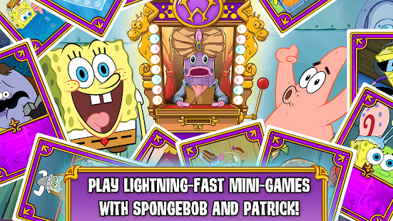 SpongeBob's Game Frenzy- screenshot thumbnail
