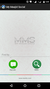 My Masjid Social screenshot