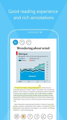 Foxit Mobile PDF  - Edit and Convert 6.6.1.0121 screenshots 3