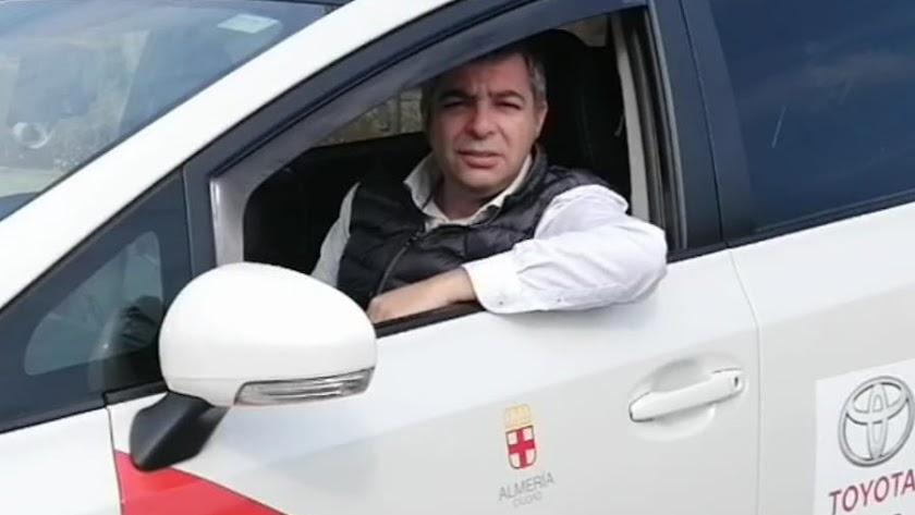Juan Antonio Egea Moreno.