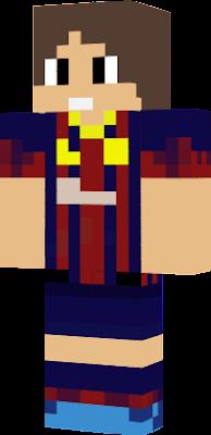 3d minecraft | Nova Skin