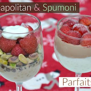 Neapolitan Parfait.