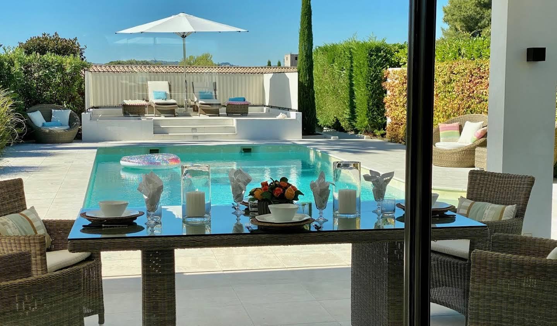 Villa avec piscine et jardin Villeneuve-Loubet