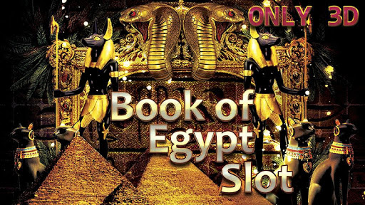 Book of Egypt 3D Slot