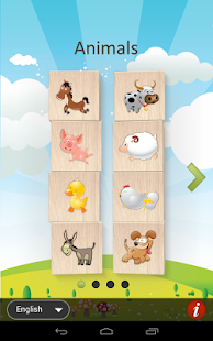 Animals Blocks Puzzle for kids - náhled