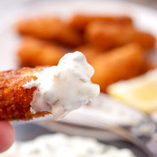 Easy Homemade Tartar Sauce.