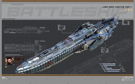 Sea Battle - Fleet Commander 1.0.10.1 screenshots 9