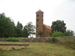Photo: Romański kościół z przełomu XI i XII wieku pw. św. Idziego w Inowłodzu