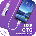 USB OTG Checker app - USB Driver Icon