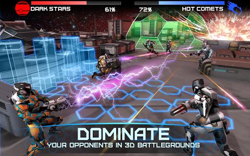 Rivals at War: 2084 screenshot 11