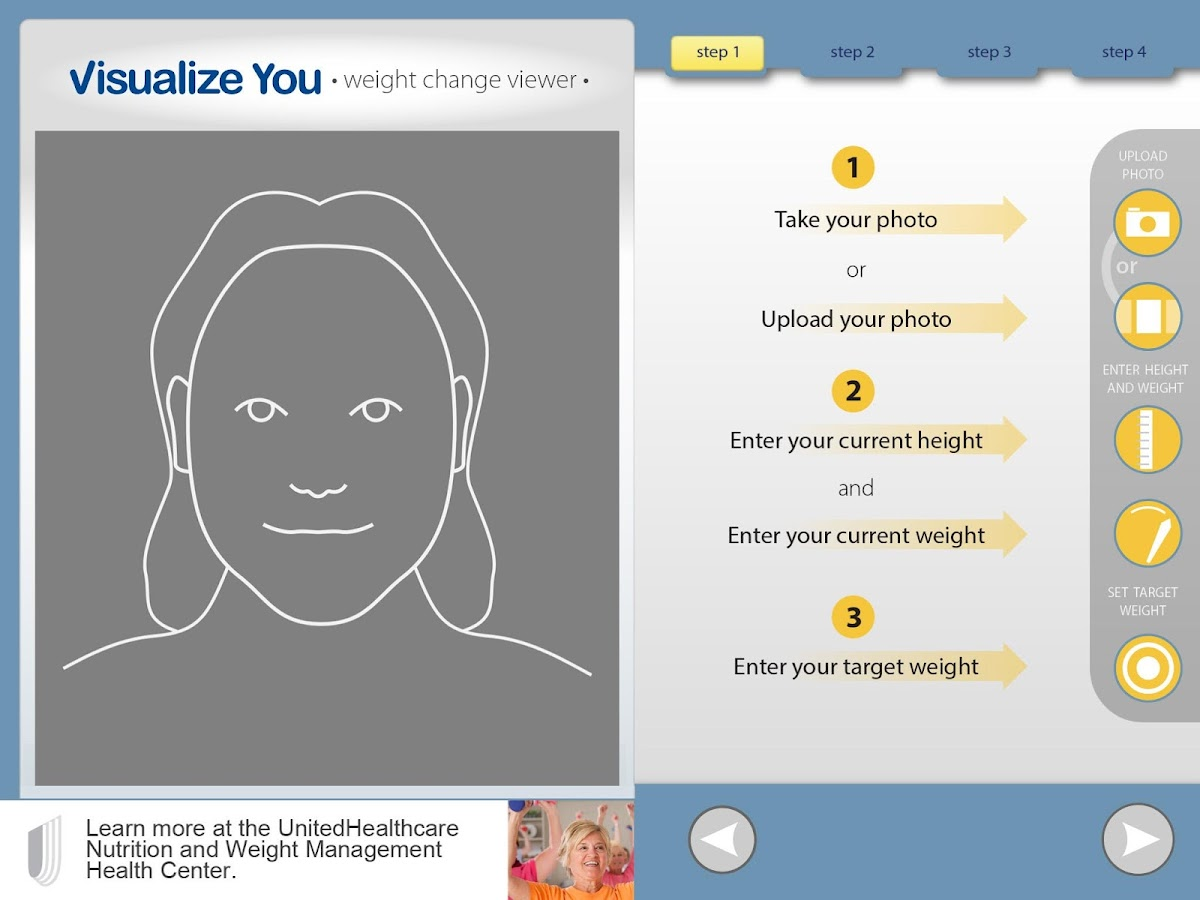 Visualize You — free version- screenshot
