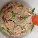 Pad Kao (Traditional Fried Rice) (L)