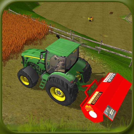 Tractor Farming Driver Simulator 2018 (game)