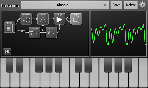 Modular Synth For Android : modsynth modular synthesizer apps on google play ~ Hamham.info Haus und Dekorationen