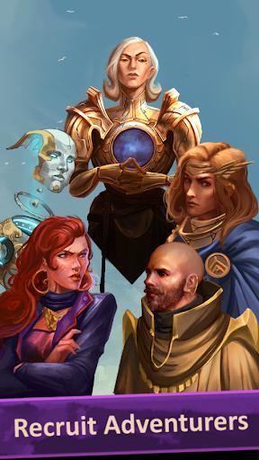 Guild Masters: capturas de pantalla de RPG sin conexión 1