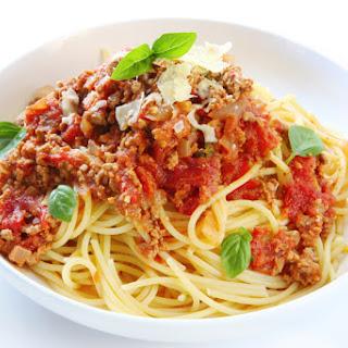 Ground Turkey Spaghetti Recipes