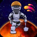 Merge Robots & Go To Mars! Merger Craze icon