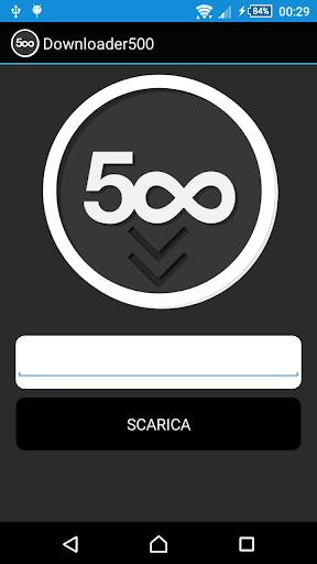 500px Downloader