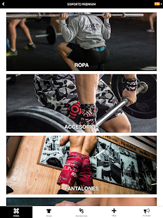 Xoom Project - Moda deportiva- screenshot thumbnail