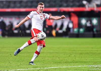 Kacper Kozlowski devient le joueur le plus jeune de l'histoire de l'Euro