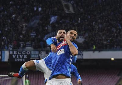Grosse tuile pour Naples et Dries Mertens : La saison semble terminée pour un cadre important de l'équipe