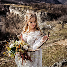 Wedding photographer Kseniya Vovk (KsushaVovk). Photo of 06.03.2018