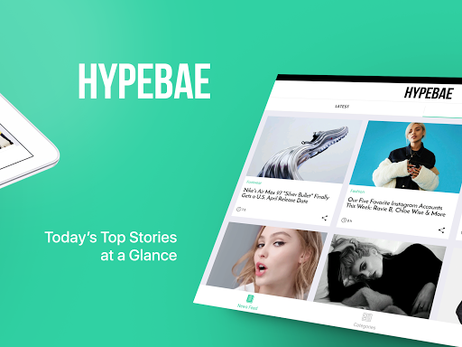 HYPEBAE 2.5.15 screenshots 7