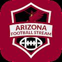 Arizona Football STREAM+ icon