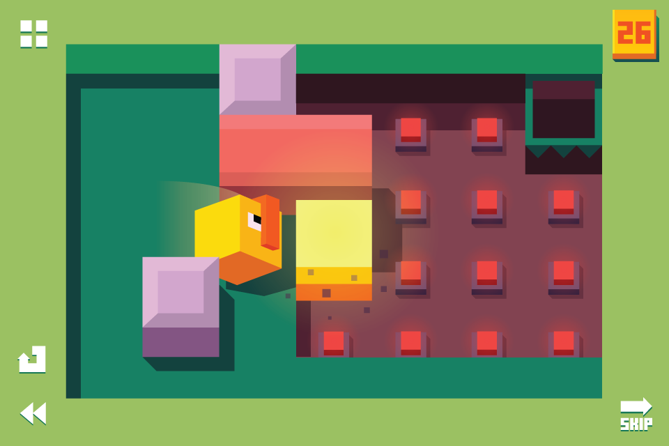 Duck Roll- screenshot