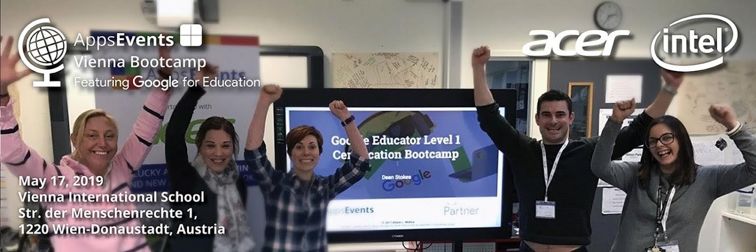 Vienna Bootcamp 2019