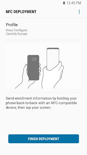 Samsung Knox Deployment  screenshots 5