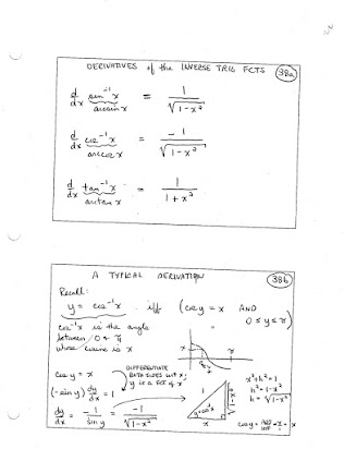 Inverse trig functions integration homework solutions