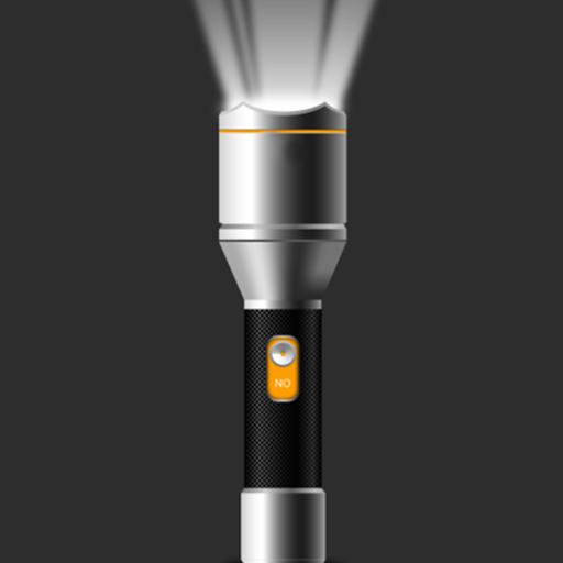 Super Flashlight LED & Morse code Icon