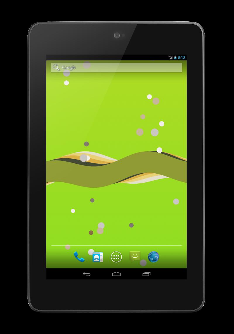 Скриншот Dots & Waves