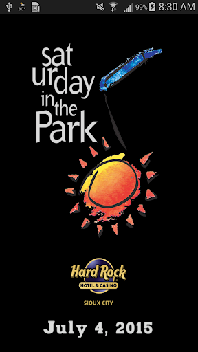 Saturday in the Park 2015
