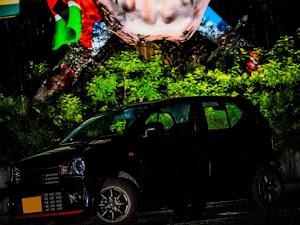 アルト HA36S FーM/Tのカスタム事例画像 Black Foxさんの2019年08月31日01:25の投稿
