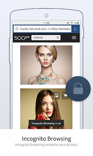 UC Browser Mini -Tiny Fast Private & Secure  screenshots 5