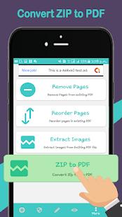 Download Image to PDF Converter - JPG, PNG,GIF To PDF For PC Windows and Mac apk screenshot 2