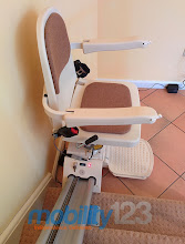 Photo: +Mobility123 is a preferred partner of +Acorn Stairlifts USA. Call today for your free in-home survey. 856-528-9366