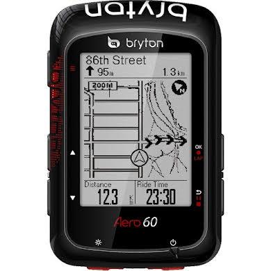 Bryton Rider Aero 60T GPS Cycling Computer