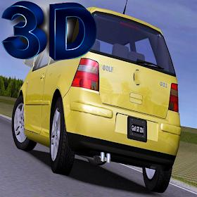 Golf Drift Simulator 17-Realistic Drift