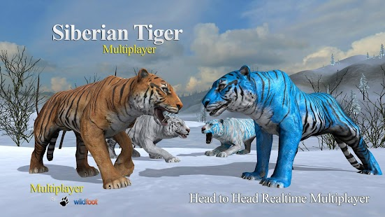 Tiger Multiplayer Siberia Android Apps on Google Play