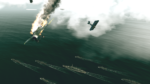 Warplanes: WW1 Sky Aces 1.3 screenshots 8