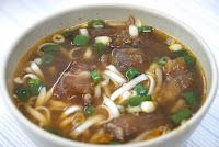 香夫子牛肉麵